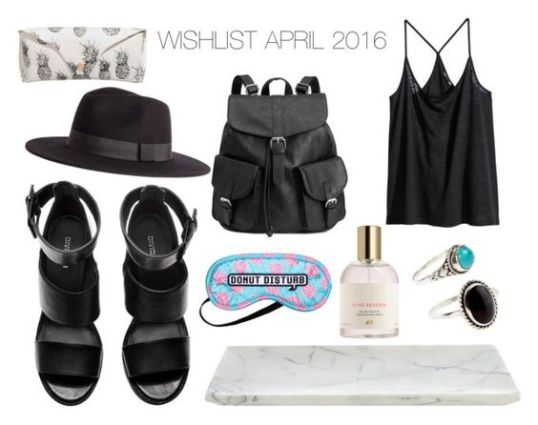 wishlist april 2016